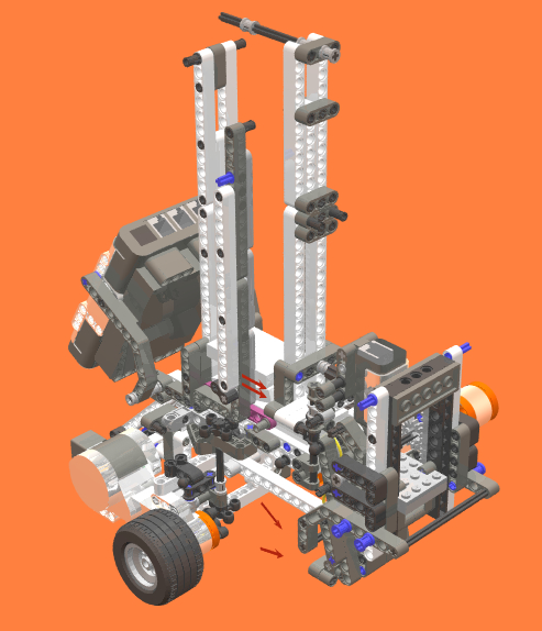 Dominobot Nxt Ver1 Plastibots