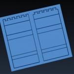 OpenSCAM Render: Side Plates
