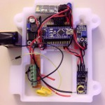 LED Light Controller - Top View - Placing Components