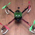 DIY Quadcopter Build (MultiWii / NanoWii / Qbrain)