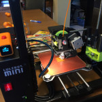 LulzBot Mini: LED Lighting Controller