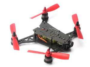 LISAMRC ML180 Carbon Fiber Frame Kit