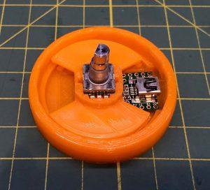 USB Dial | PlastiBots